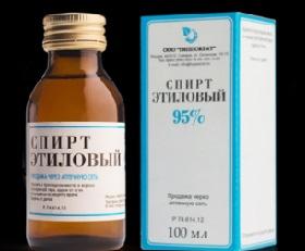 Спирт медицинский очистка российская водка на альфа спиртах